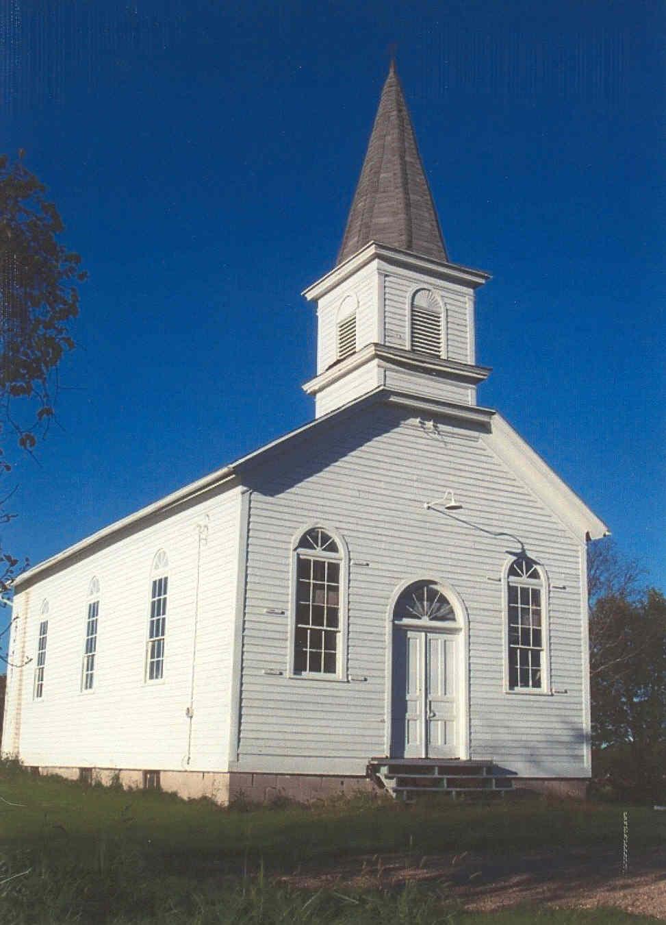 Country Church Gi